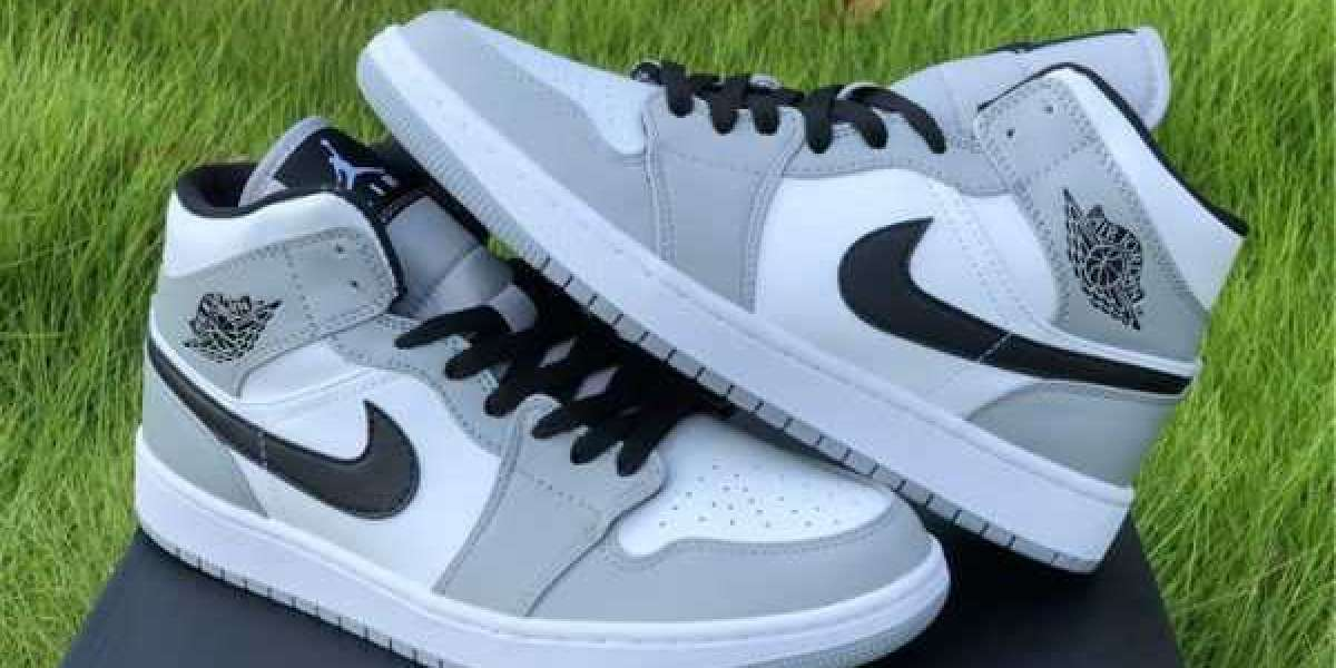 "Best Selling Air Jordan 1 Mid GS ""Pink Quartz"" 555112-603"