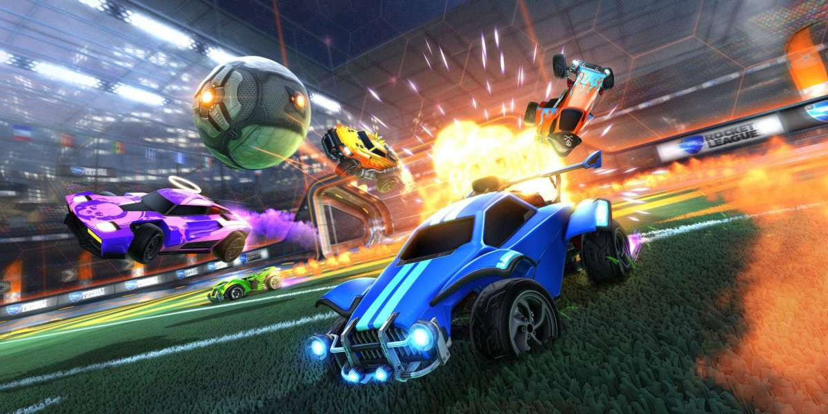 Rocket League has been a exceptionally aggressive