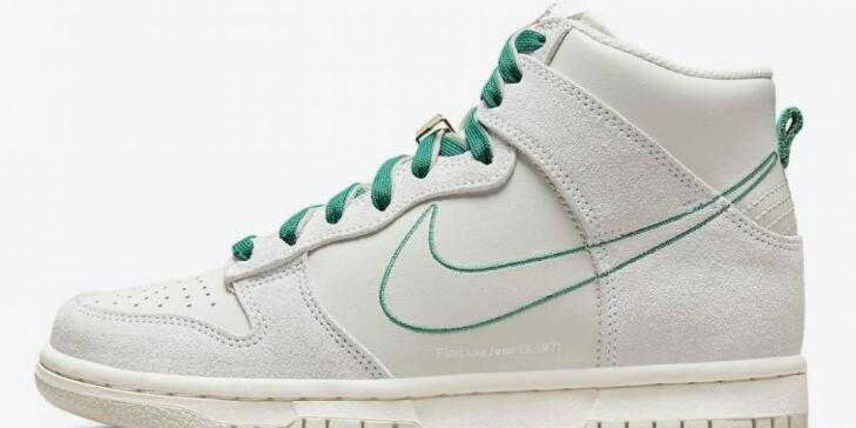 Fashionable DD0733-001 Nike Dunk High First Use Releasing Soon