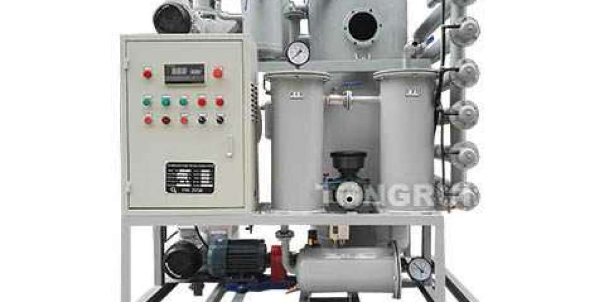 How to maintain your oil purifier?